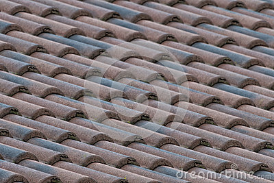 Italian shingle roof
