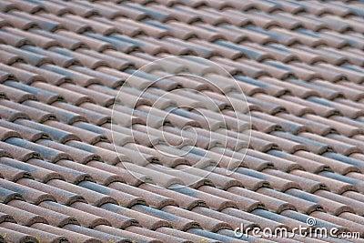 Italian shingle roof