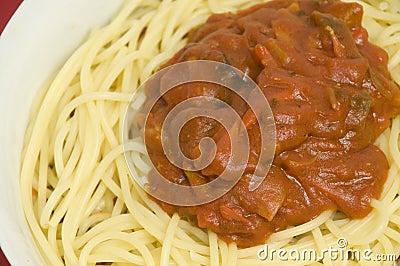 Italian spaghetti recipe