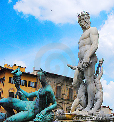 Italian Statues