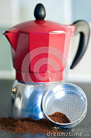 Italian Style Coffee Maker