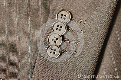Italian tailored suit