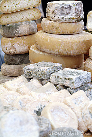 Italian Typical Cheese