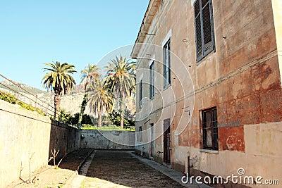 Italian Villa in Palermo