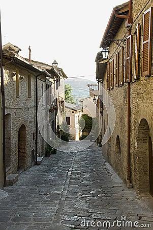 Free Italian Village Stock Photo - 1617860