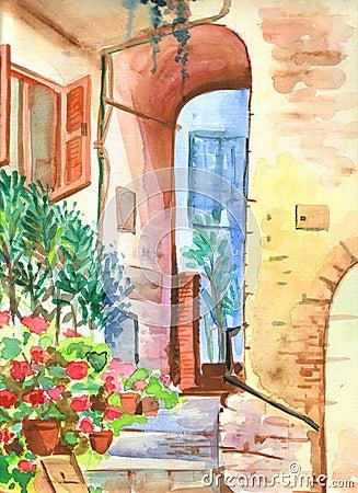 Italian Yard