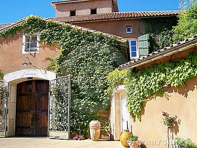 Italianate California Winery