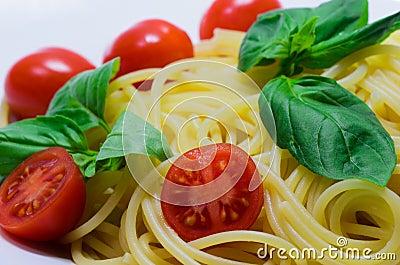 Italienische Spaghettis
