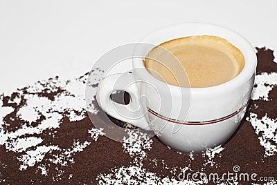 Italienskt kaffe