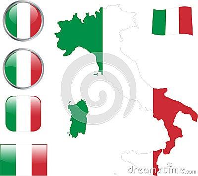Free Italy Royalty Free Stock Photography - 18285687