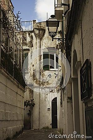 Italy backyard lifestyle