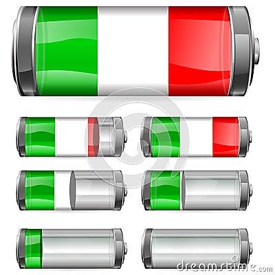 Italy battery