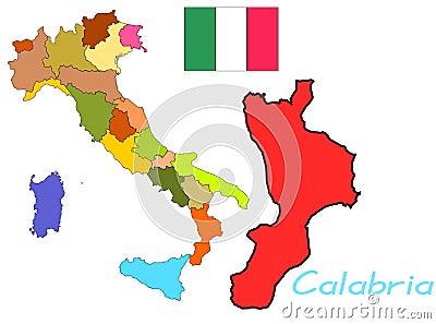 Italy, Calabria