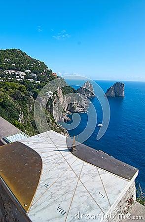 Italy, capri