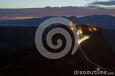 Italy - Civita di Bagnoregio