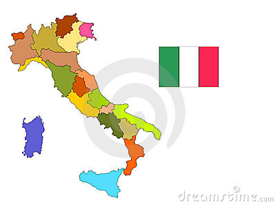 Italy, color