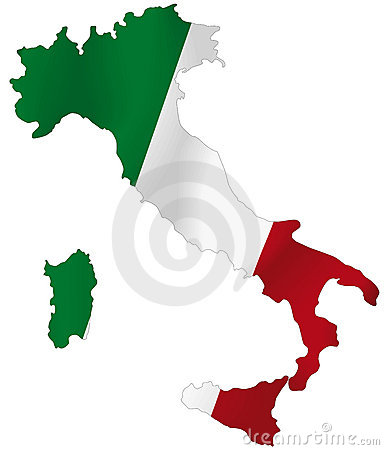 Free Italy Flag Stock Image - 6299131