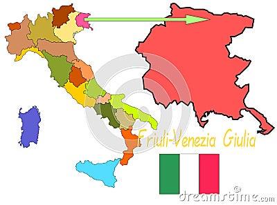 Italy, Friuli