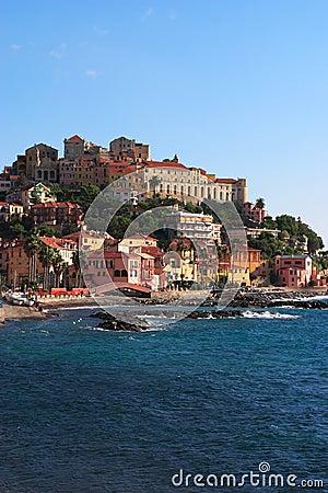 Italy Imperia Italian Riviera