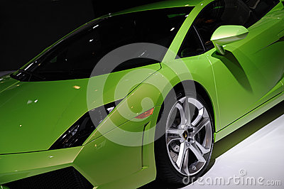 Italy Lamborghini gallardo lp 550-2 Editorial Photo