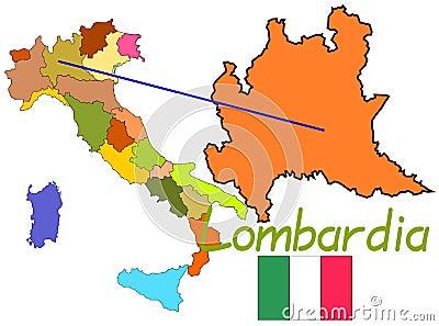 Italy, Lombardia