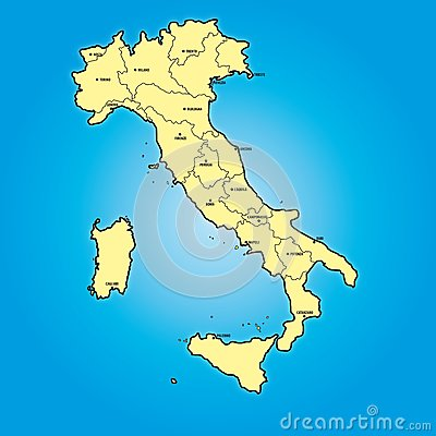 europe map cities. ITALY MAP CITIES