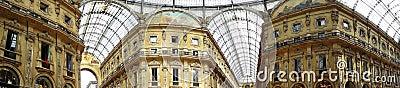 Italy - Milano - Gallery Vittorio Emmanuele II