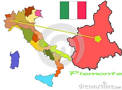 Italy, Piemonte