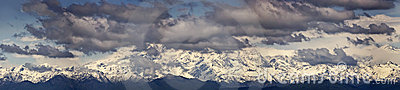 Italy, Piemonte,  italian Alps