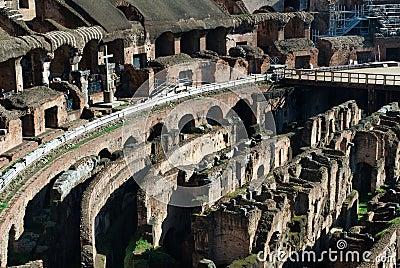 Italy. Rome ( Roma ). Colosseo (Coliseum)
