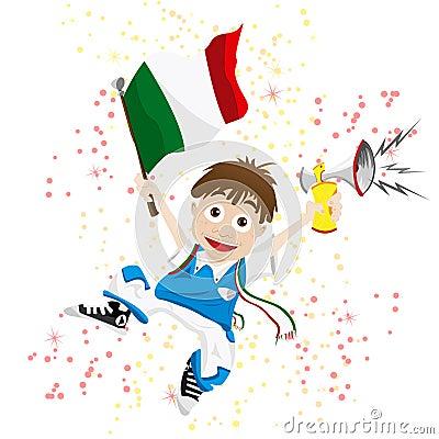 Italy Sport Fan