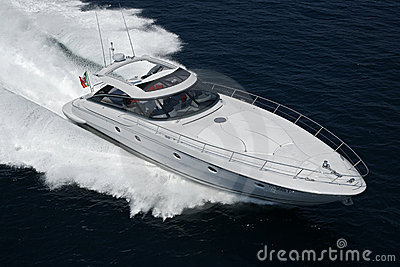 Italy, Tirrenian sea, Baia Aqua 54  luxury yacht