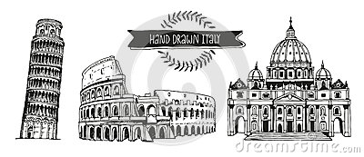 Italy S Landmarks Made By Nature