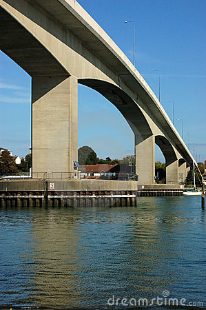 Itchen Bridge, Southampton