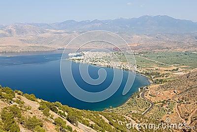 Itea Gulf, Greece