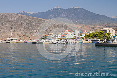 Itea Port, Greece