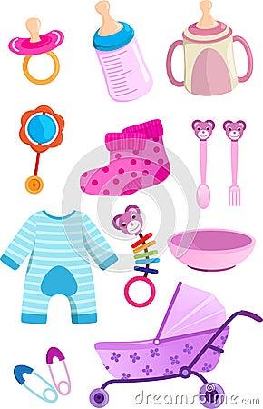Items del bebé