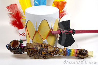 Items indios