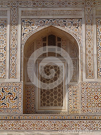 Itimad Daulah, Agra, India