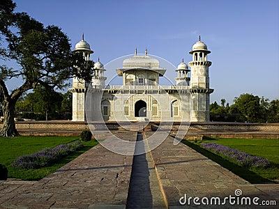 Itimad Ud Daulah - Agra - India.