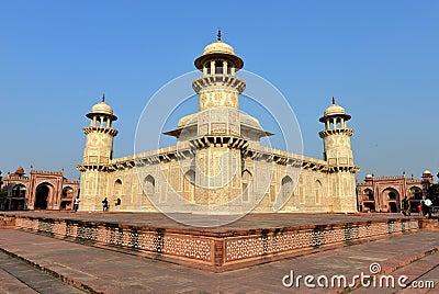Itmad Ud Daula, Agra Editorial Photo