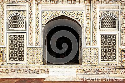 Itmad-ud-Daula s Tomb is a Mughal mausoleum.