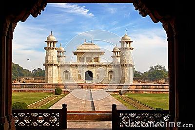 Itmad-ud-Daula s Tomb is a Mughal mausoleum. Agra