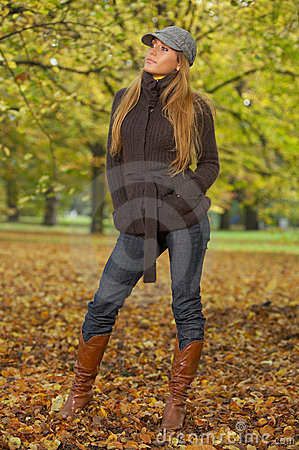 Free Its Autumn! 2 Stock Image - 3314211