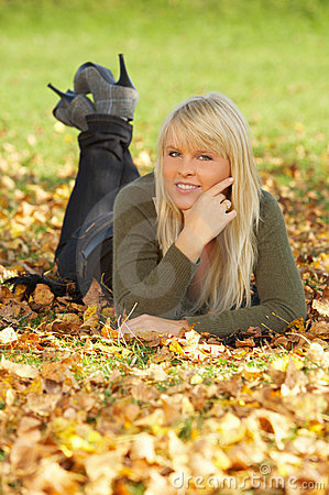 Free Its Autumn! Stock Photo - 3283060