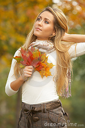 Free Its Autumn! Stock Photos - 3482003