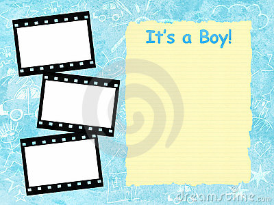 Its a boy framework template