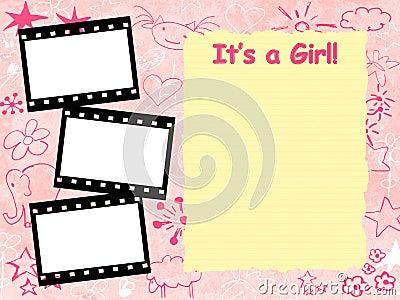 Its a girl framework template