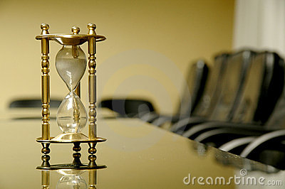 Its Time For Business Meeting Stock Photos - Image: 1775093