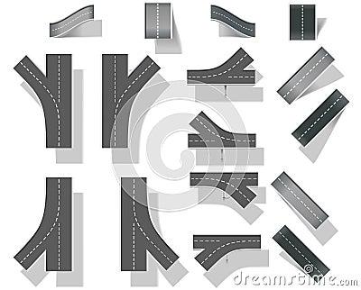 Сity map creation kit (DIY).  Part 5. Bridges